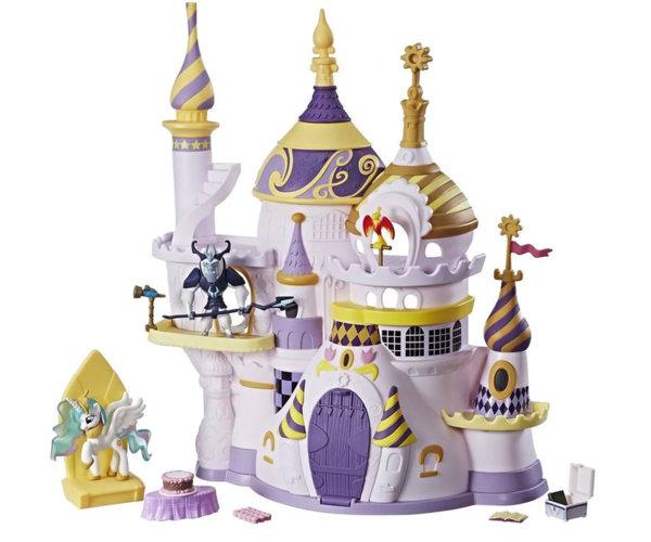 Малкото пони - Замък Кантерлот